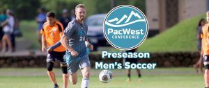 Sharks Sixth in PacWest Preseason, Arzberger Preseason All-PacWest