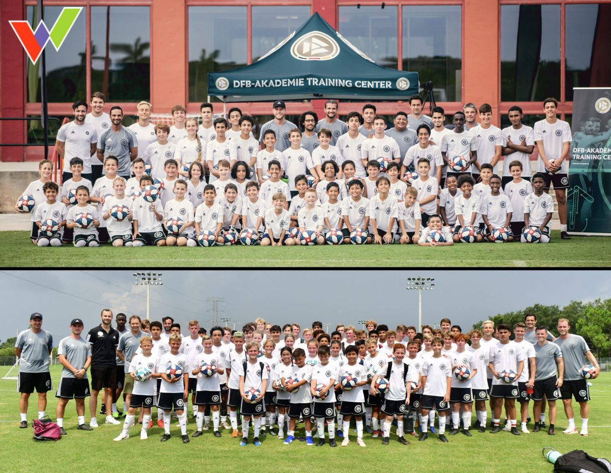DFB-Akademie Training Centers 2019