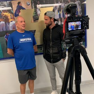 Interview Head Coach Men's Soccer at Hofstra University