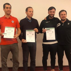 UEFA-B Licence Course in Germany