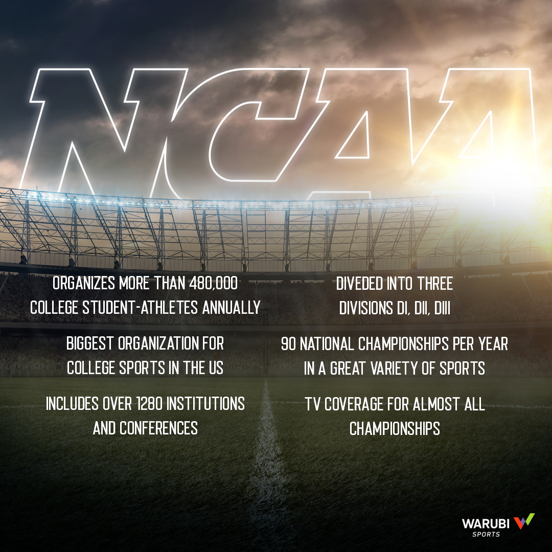 Difference NCAA and NAIA
