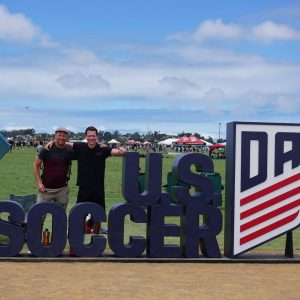 D.A. Soccer Showcase in California