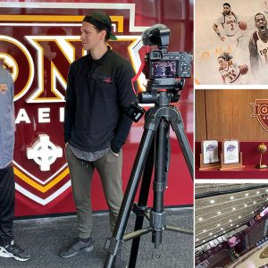 Interview with Iona College Assistant Coach