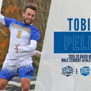 Student-Athlete of the Year – Tobias Pellio