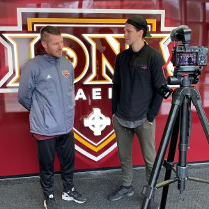 Interview with College Coach Michael Holzer