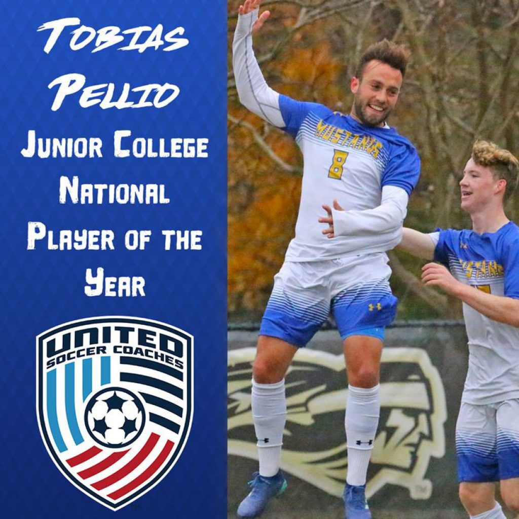 2019 NJCAA Student-Athlete Player of the Year