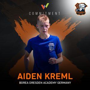 Aiden Kreml U16 SC Borea Dresden