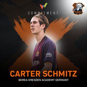 Carter Schmitz U19 International Soccer Academy