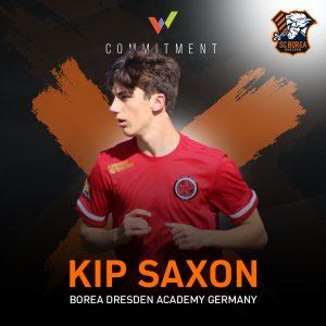 Kip Saxon U17 SC Borea Dresden
