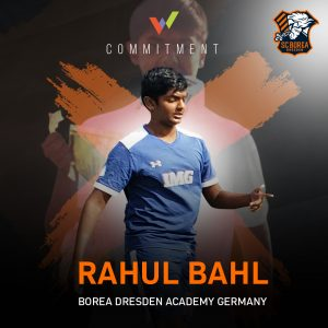 Rahul Bahl U16 International Soccer Academy