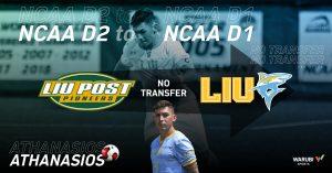 NCAA D2 to NCAA D1 | College Road Trip Station 4 – LIU