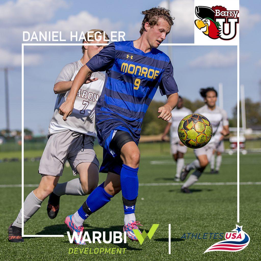 NJCAA transfer to NCAA | Daniel joins Barry University