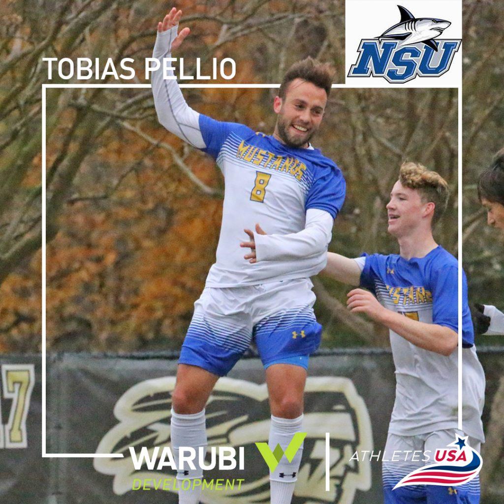 NJCAA transfer to NCAA | Tobias joins Nova Southeastern University
